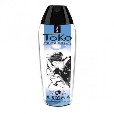Lubrificante a base acquosa Shunga Toko Aroma gusto cocco 165 ml