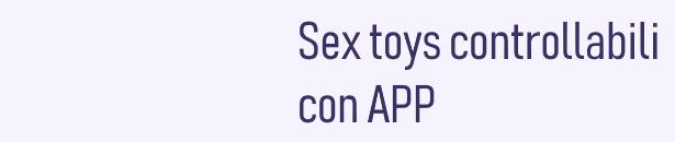 sex toys con app