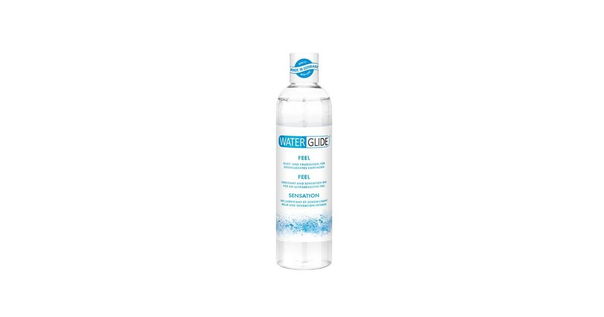 LUBRIFICANTE INTIMO base acqua FEEL 300 ML