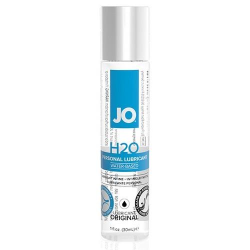 System JO - H2O Lubricante a base acqua effetto freddo con mentolo 30 ml