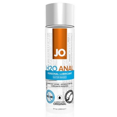 System JO - H2O Lubricante anale a base acqua 60 ml