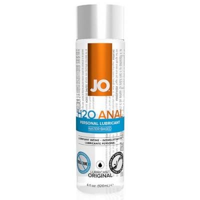 System JO- H2O Lubricante anale a base acqua 120 ml