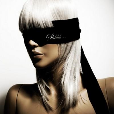 Bijoux Indiscrets - Shhh Blindfold
