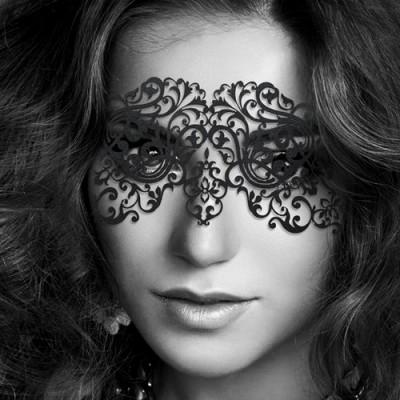Maschera adesiva in vinile riutilizzabile  DALILA