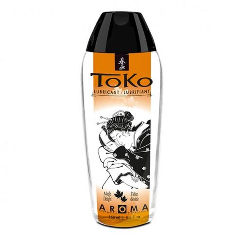 Lubrificante a base acquosa Shunga Toko Aroma gusto acero165 ml