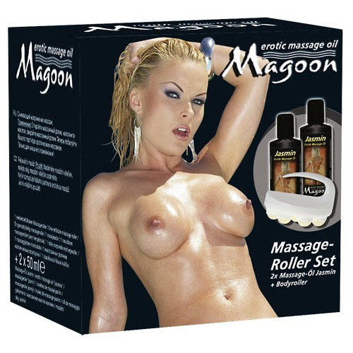 Massage-Roller-Set