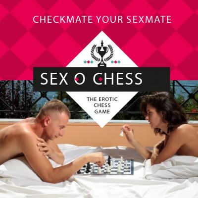 Sex-O-Chess il gioco degli scacchi in versione erotica - 12 lingue