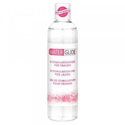Lubrificante intimo a base acquosa waterglide orgasmic gel effetto stimolante 300 ml