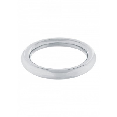 Anello per il pene in acciaio inox smussatospessore 8 mm diametro interno 45 mm