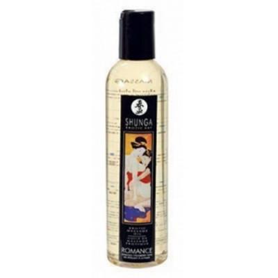 Olio massaggi Shunga ROMANCE fragranza fragola e champagne 250 ML