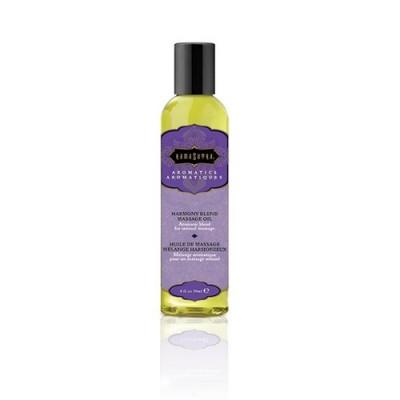 Olio per massaggi sensuali kamasutra aromatics harmony blend 59 ml