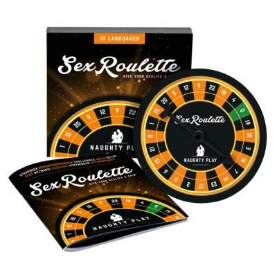 Gioco da tavolo Sex Roulette Naughty Play
