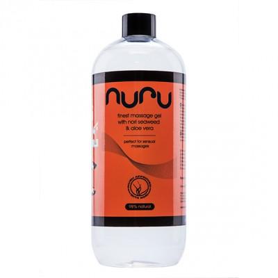 Gel da massaggio con alghe Nori e Aloe Vera 1 litro