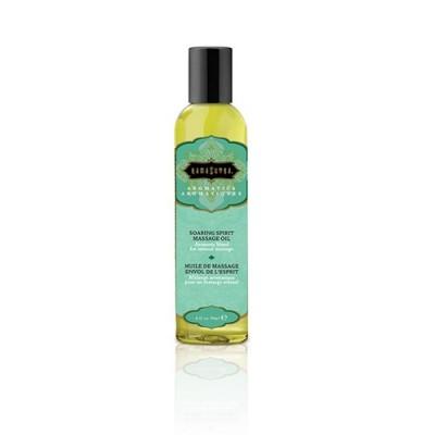 Olio per massaggi sensuali kamasutra aromatics soaring spirit 59 ml