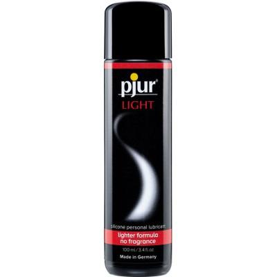 Pjur - Light Silicone Personal Lubricant 100 ml - formula delicata