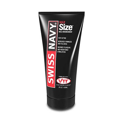 Swiss Navy MaxSize Male Enhancement Cream 150 ml