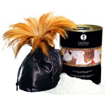 Shunga - Sensual Powder talco commestibile ai frutti esotici 228 grammi