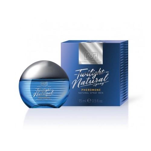 Spray Senza Fragranza ai Feromoni per Uomo TWILIGHT 15 ML