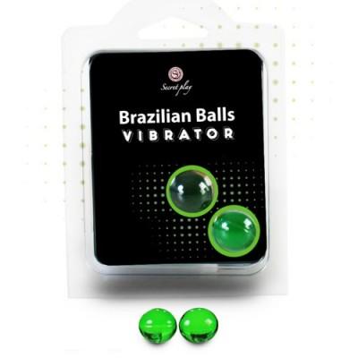 Palline Brasiliane Lubrificanti con effetto Vibrante