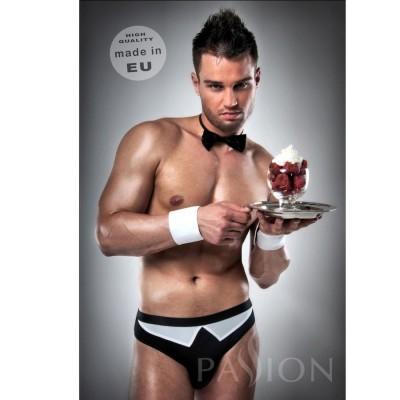 Costumino Sexy Cameriere 4 Pezzi