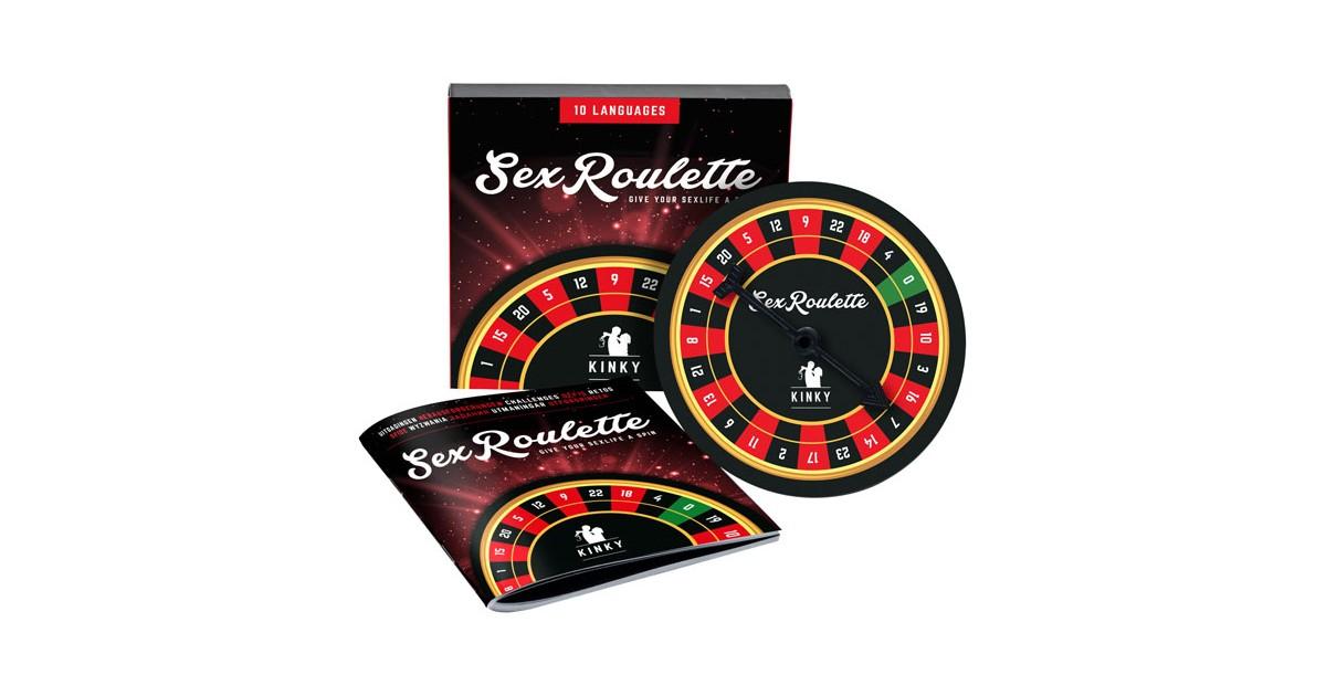 Sex Roulette Kinky 10 Lingue